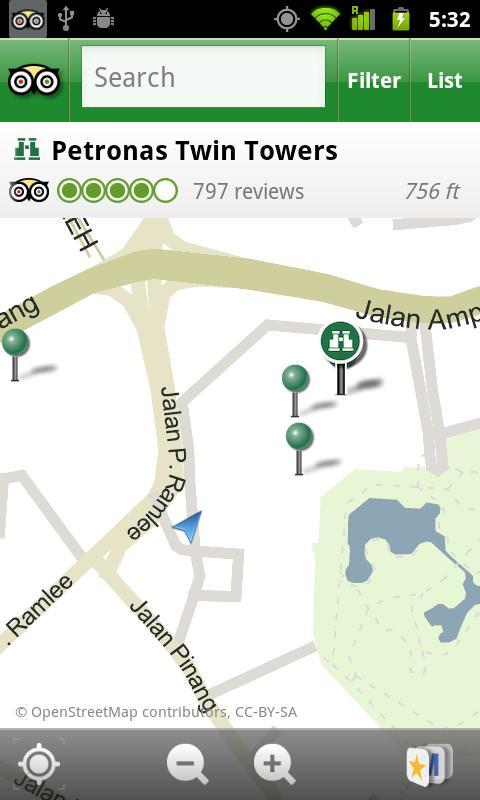 Kuala Lumpur City Guide screenshot #2