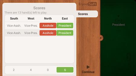 President - Card Game - Free 2.1.1 screenshot 8279