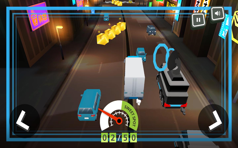 Ekiden Saga - screenshot