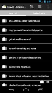 免費下載旅遊APP|Travel CheckList PRO app開箱文|APP開箱王