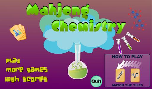 Mahjong Chemistry