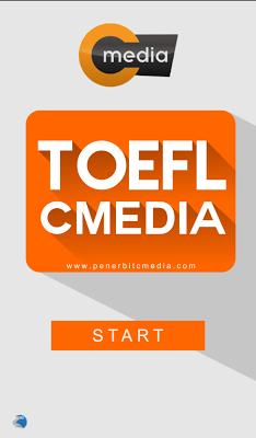 TOEFL CMedia - screenshot