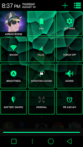 Prism Breeze - CM11 Theme v1.1