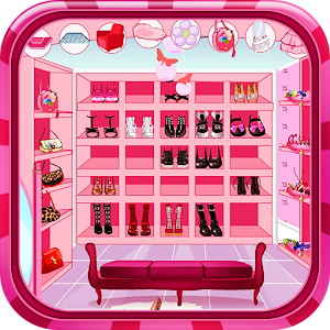 Decorate your walk-in closet for PC and MAC