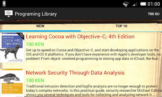 Programing Library