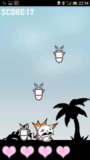 無料休闲Appのニゲネコ|記事Game