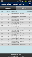 Screenshot of Stansted