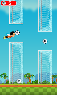 Flappy Robin- screenshot thumbnail