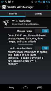 Smarter Wi-Fi Manager