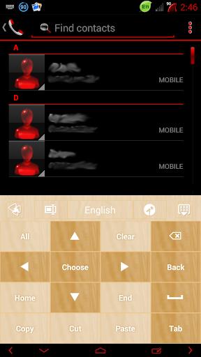 【免費個人化App】竹GO键盘主题-APP點子
