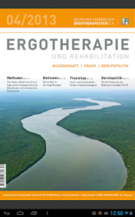 Ergotherapie and Rehabilition- screenshot thumbnail