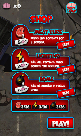 Zombie Smasher 1.6 screenshot 3813