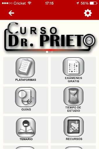 Curso Dr. Prieto