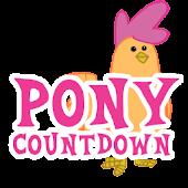 PonyCountdown