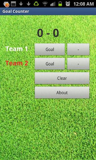 Goal Counter