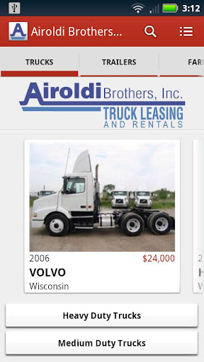 Airoldi Brothers Trucks