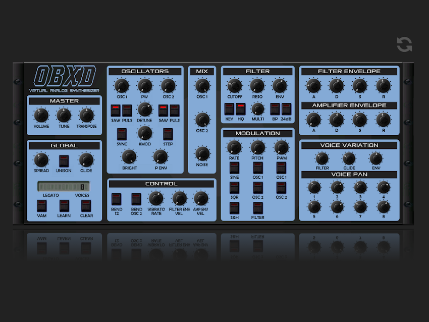 DAW synths/fx by Jari Kleimola | Experiments with Google