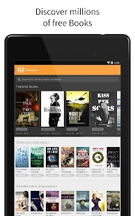 Wattpad - Free Books Stories
