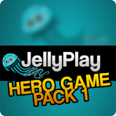 Jellyplay Hero Pack Vol. 1