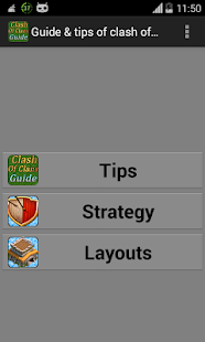 Guide tips of clash of clans