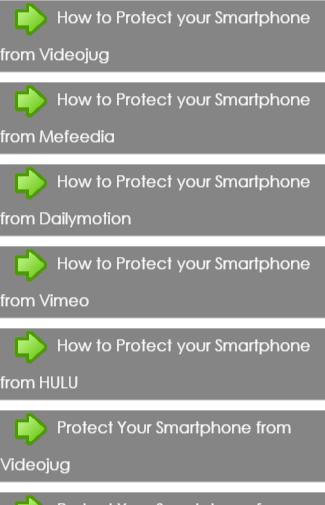 Best Ways to ProtectSmartphone