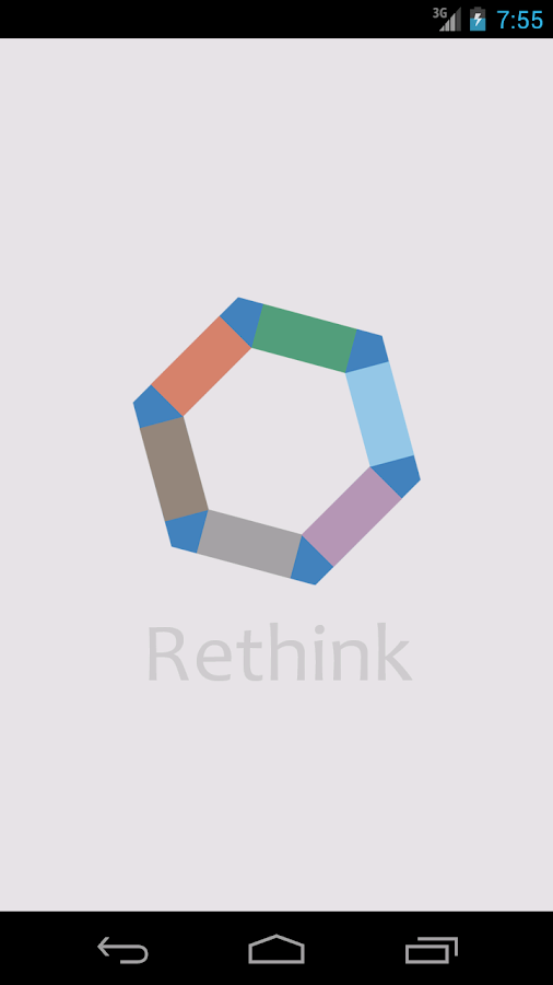 Rethink- screenshot