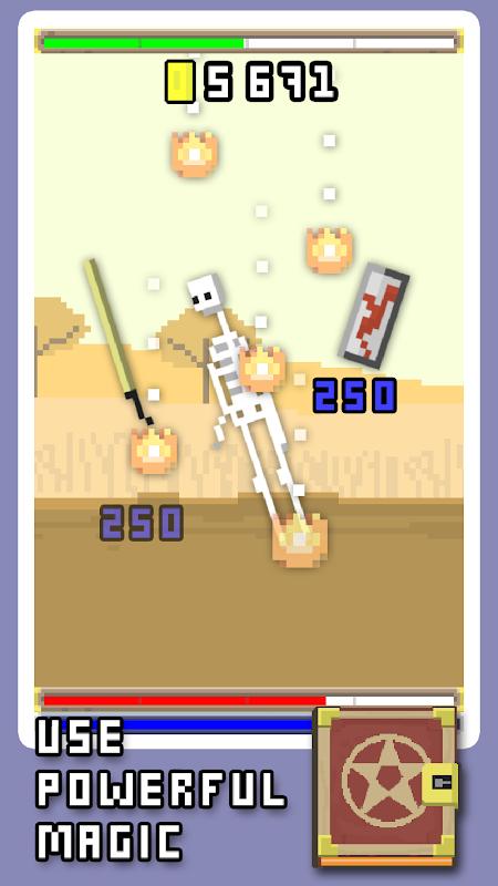 RPG Clicker screenshots