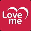 Loveme-Jewish & Israeli Dating icon