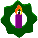 Advent Wreath Live icon