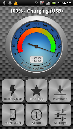 Ultimate Battery Widget Free