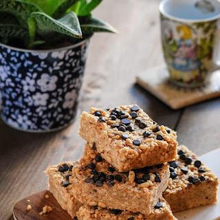 Peanut Butter Breakfast Bars Recipe