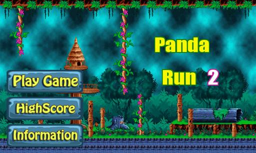 Panda Run Panda Jump