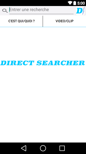 Direct Searcher
