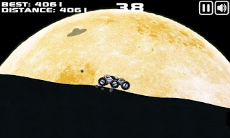 Screenshot of Planet Racing