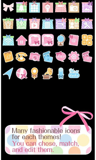 Cute Wallpaper Sweet Present 1.0 Windows u7528 4