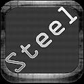 Steel Icons [Nova+Apex] icon