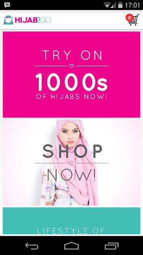 Hijab2go Mobile Application