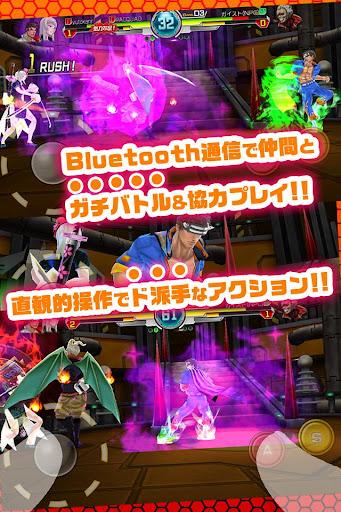 【爽快格闘】ガンガン!!バトルRUSH!