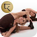 TK Daily stretching video icon