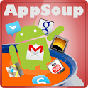 AppSoup Launcher logo