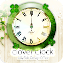 NaturalClover ☆ ClockWidget logo