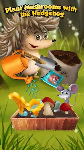 Forest Animals Arts and Crafts - screenshot
