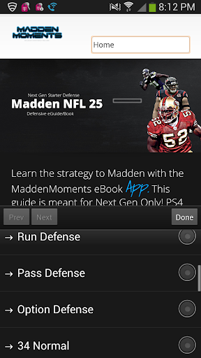 Madden NFL 25 - PlayStation 3 - IGN - Video Games, Wikis, Cheats, Walkthroughs, Reviews, News & Vide
