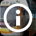 Info Jadwal KRL Kereta Listrik icon