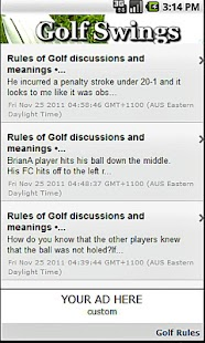 玩運動App|Golf Swings免費|APP試玩