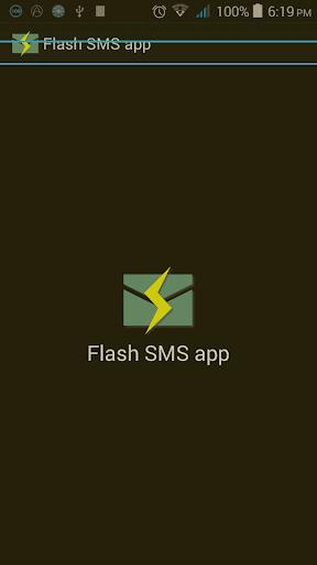 Free Flash SMS