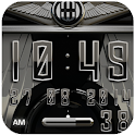 Digi Clock Widget Atlantis icon