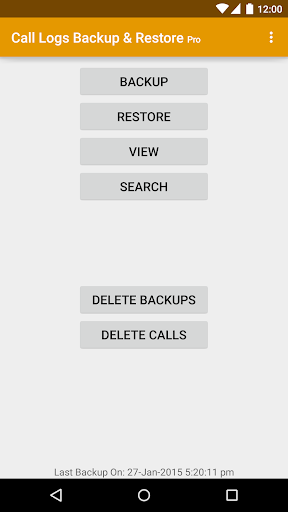 【免費工具App】Call Logs Backup & Restore Pro-APP點子