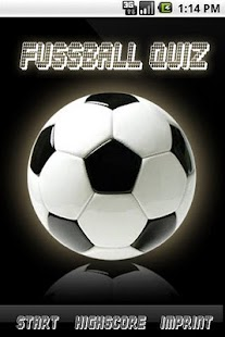 FussballQuiz - screenshot thumbnail