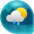 Weather & Clock Widget Android APK for Blackberry